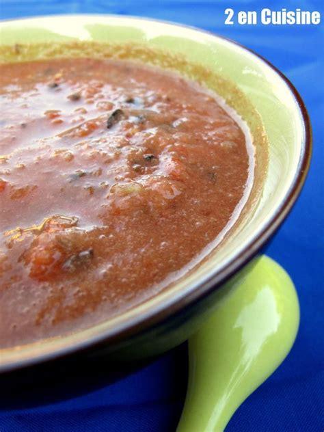 馗ole de cuisine de olé gaspacho blogs de cuisine