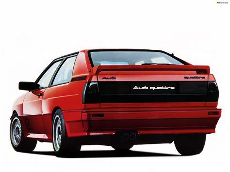 Audi Quattro 85 198087 Photos 2048x1536
