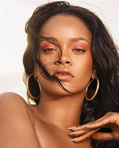 makeup beauty rihanna fenty