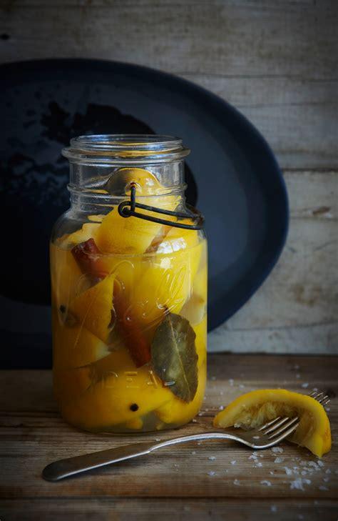 preserved lemons recipe sbs food