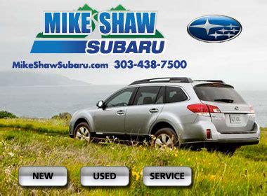 Mike Shaw Subaru  Subaru, Service Center  Dealership Ratings