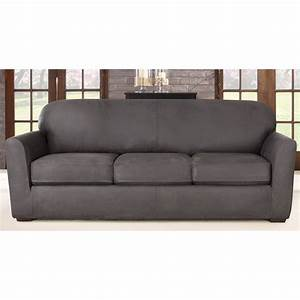 Sure fit ultimate stretch sofa slipcover reviews wayfair for Sure fit sectional slipcovers