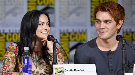 k j apa and camila mendes riverdale fans think kj apa camila mendes are dating