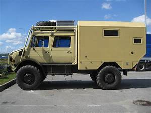 Unimog U1850 - Camper from Russia. - Mercedes-Benz Forum