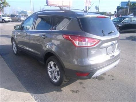 ford escape grey export new 2013 ford escape se gray on grey