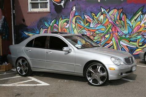 Modifikasi Mercedes V Class by I2amonsays 2004 Mercedes C Class Specs Photos