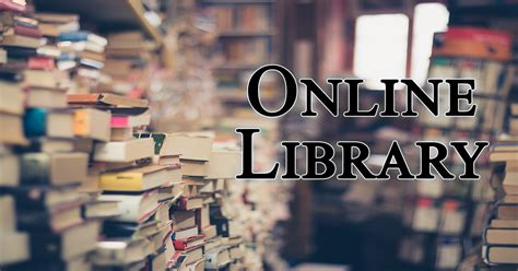 Online Library: Start Reading Through Our Free eBooks and ...