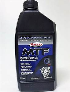 Synchrotech Mtf Manual Transmission Fluid  By Torco  4