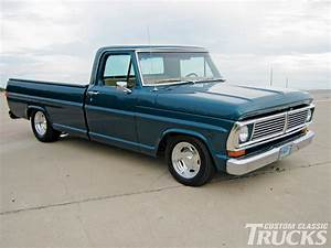 1970 Ford F-100 Pickup Truck - Custom Classic Trucks Magazine