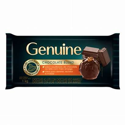 Chocolate Genuine Blend Kg 1248