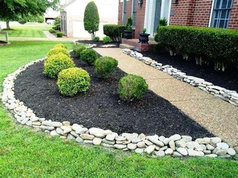 incredible pebble landscapes   enhance  yard homesthetics inspiring ideas