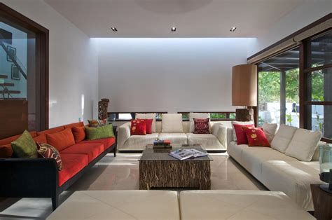 Courtyard House In Ahmedabad, India  Home Design