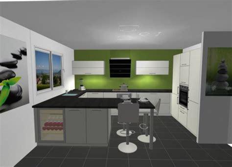 cuisine vert olive cuisine mur vert olive