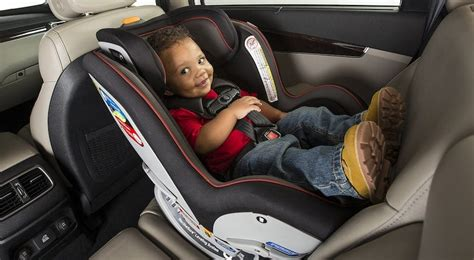 The History Of Car Seats