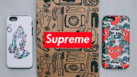 Hypebeast iPhone Case Pickups from RedBubble - YouTube