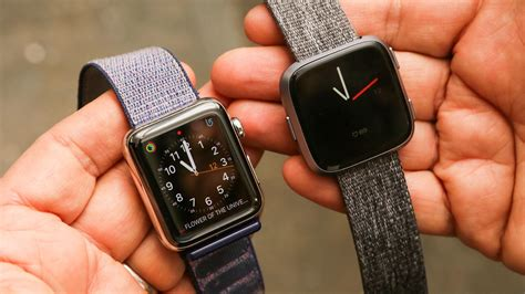 fitbit versa is here the new 200 smartwatch arrives in april cnet