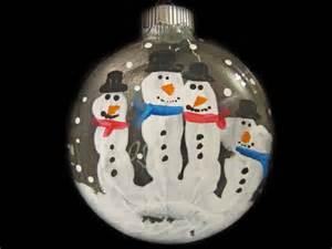 10 easy christmas ornaments the kids can make school time snippets