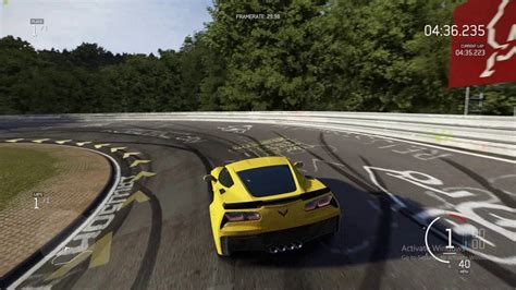Corvette Z06 Nurburgring Time by Can The Z06 Beat The Zr1 Nurburgring