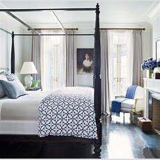 Will An All Blue And White Home Look Weird?  Laurel Home