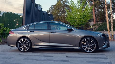 2018 Holden Commodore Side Wide View Hd Wallpaper Latest