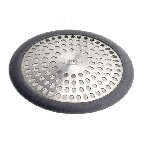 oxo good grips 174 small sink plug hole strainer guard ebay