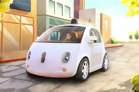 Google Self-driving Car Stopped By California Law