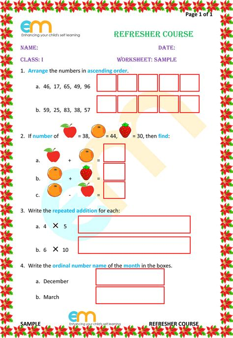 cbse class  practice worksheet grade  maths worksheets