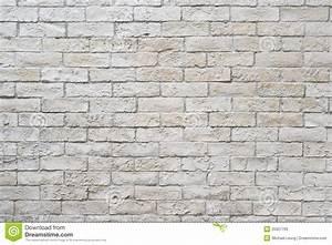 Mur Brique Blanc : mur de briques blanc photo libre de droits image 25927765 ~ Mglfilm.com Idées de Décoration