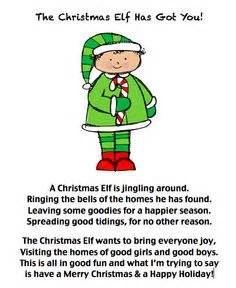 1000 images about christmas on pinterest elf on the shelf poem and elves