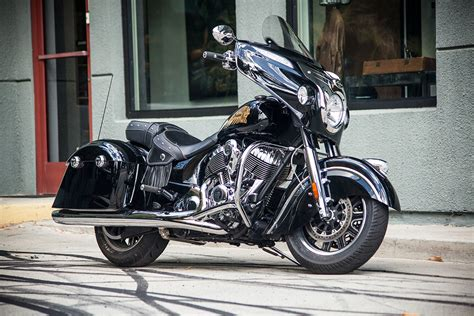 Indian Chieftain Image by 2014 Indian Chieftain The Roland Sands Custom Way