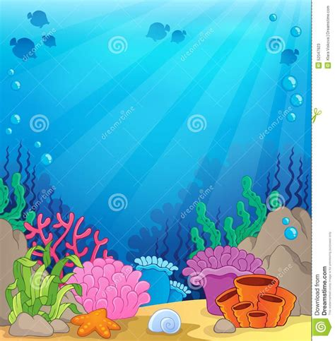 Underwater Clipart Clipart Underwater Pencil And In Color