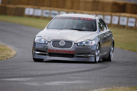 Fastest Man On Earth Drives Fastest Jaguar Ever At Goodwood