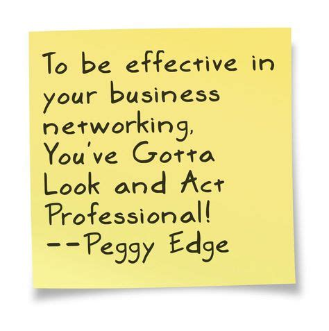 peggys pointers  networking  images executive