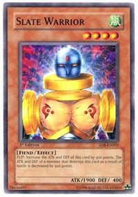 slate warrior structure deck lord of the storm yugioh