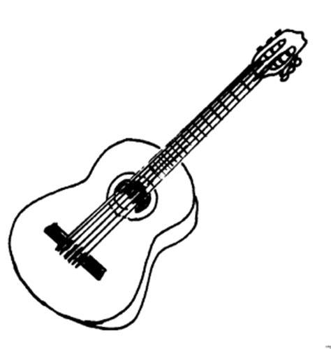 gitarre  ausmalbild malvorlage sonstiges