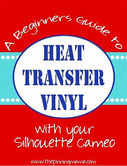 Vinyl Transfer Silhouette Heat Cameo Shirts Projects