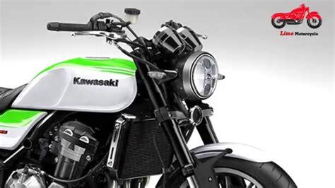 Kawasaki Z900rs Cafe 2019 by Kawasaki Z900rs Cafe Racer 2019 New 2018 2019 Model Lime
