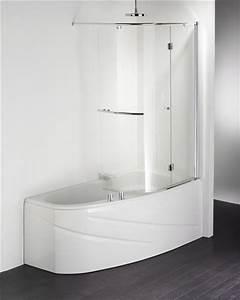 Baignoire Douche Balneo : baignoire balneo lugano 160x80 bain et douche ~ Melissatoandfro.com Idées de Décoration