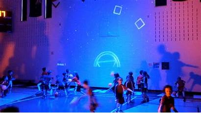 Reality Augmented Gym Class Super