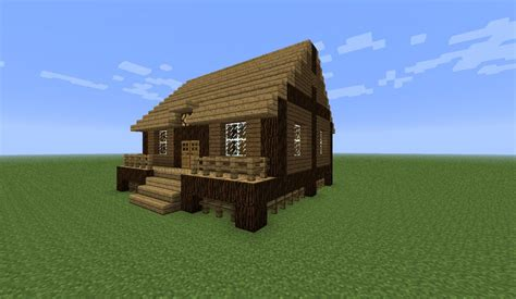 simple minecraft house blueprints google search cool