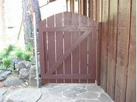 how to build a wooden gate Building a wooden garden gate - DoItYourself.com Community Forums