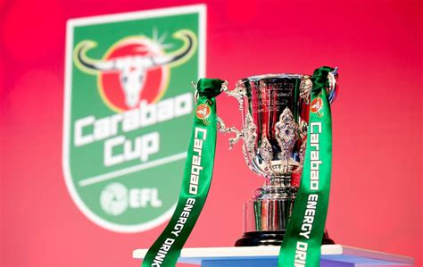 NEWS: Carabao Cup Round Two and potential Round Three ...