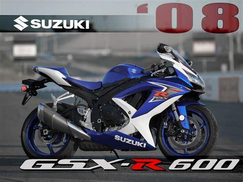2008 Suzuki Gsx R600 by 2008 Suzuki Gsx R600 Shootout Photos Motorcycle Usa