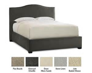 Sleep Number Upholstered Bed