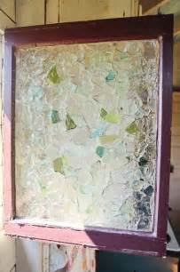sea glass bathroom ideas sea glass privacy window use glass adhesive to cover the window and use clear floral setting