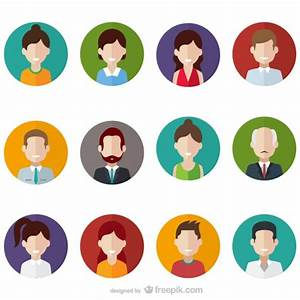 Avatar Vectors Photos And PSD Files Free Download