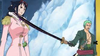 zoro tashigi piece roronoa sword episode hazard punk anime techniques rock