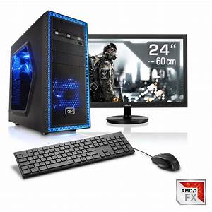 Pc Set Kaufen : csl gaming pc set amd fx 8350 gtx 1050 ti 16 gb ram 24 tft sprint t6678 windows 10 ~ Buech-reservation.com Haus und Dekorationen