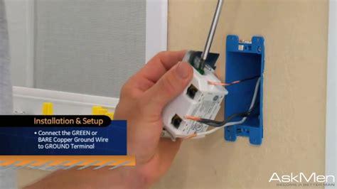 jasco  wave wireless lighting control video askmen