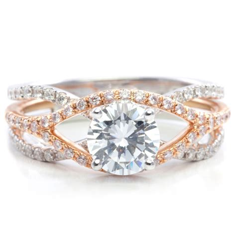 Rose Gold Wedding Rings As Special As You  Ipunya. Creative Rings. White Gold Bracelet. Multi Coloured Stone Bracelet. Custom Wedding Rings. Wedding Band Emerald. Hinged Bangles. Amethyst Wedding Rings. Thick Diamond Band